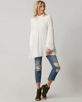 Free-People-Drift-Away-Cold-Shoulder-Mini-_1