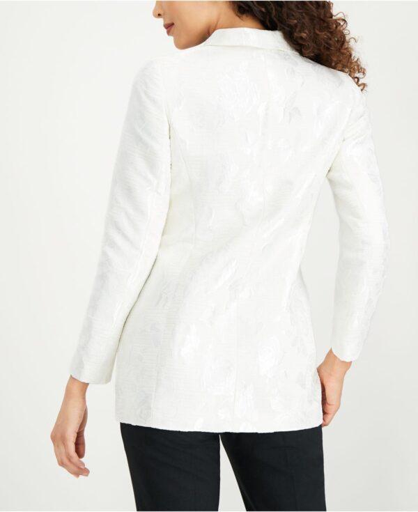 kasper-Ivory-Jacquard-Topper-Jacket